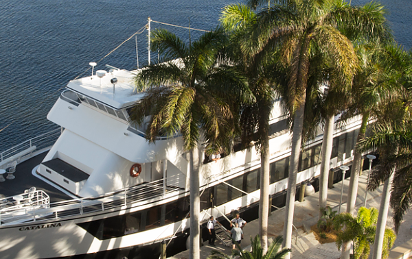 Jesse's Bar Mitzvah at Sun Dream Yacht Charters in Fort Lauderdale