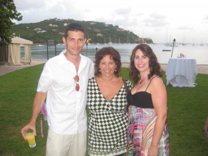 Interfaith Destination Wedding: Jen and Ilan in St. John ... Amazing time in paradise!