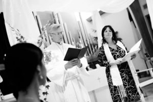 Jewish Interfaith Wedding Coofficiants in Fort Lauderdale at Church By The Sea