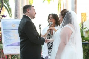 Biblical Ring Exchange, Jewish Interfaith wedding ceremony