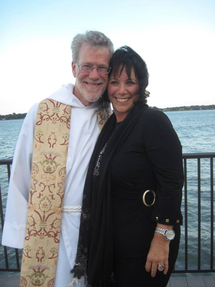 Father Tim and Cantor Debbi Ballard