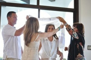 Cantor Debbi at Hailey's Destination Bat Mitzvah in Costa Rica, officiating Bart Mitzvah and Bat Mitzvah ceremonies worldwide