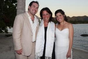 Keith and Faith – Jewish wedding in St. Maarten