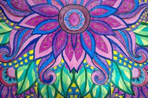 What colors will you use to create your masterpiece this year, Rosh Hashanah