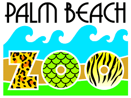 Palm Beach zoo logo, Eli's Bar Mitzvah celebration with Cantor Debbi Ballard