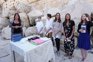Destination Bar Mitzvah in Israel