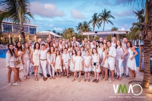 Sydney's Bat Mitzvah Celebration at Azul Fives in Playa del Carmen Mexico
