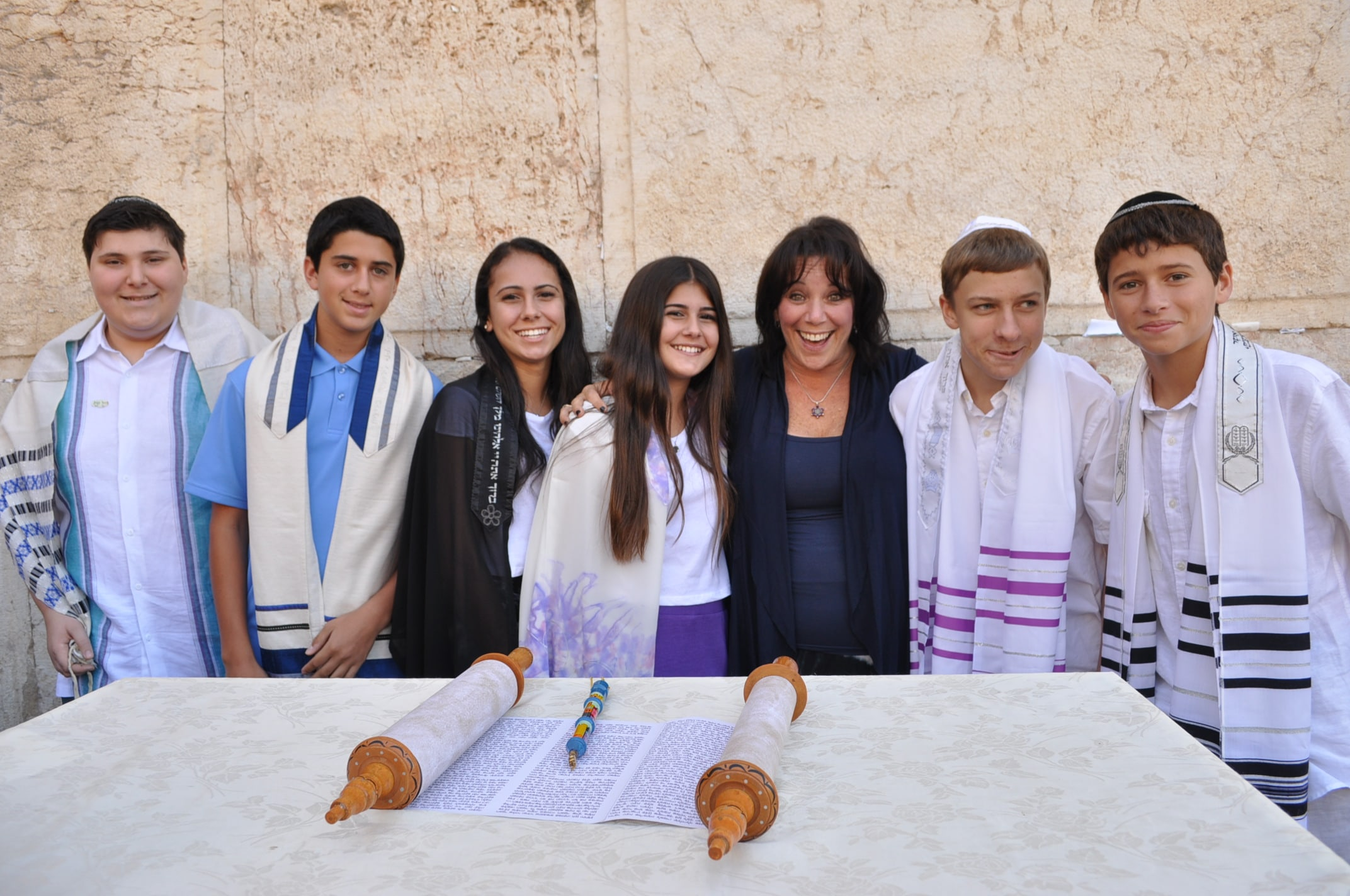Israel B-Mitzvah with Cantor Debbi Ballard